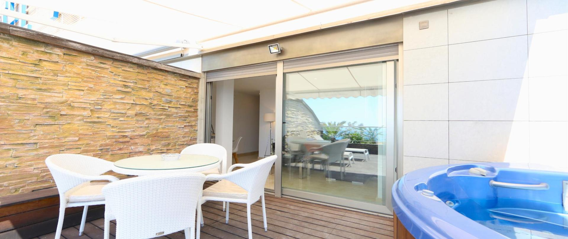 penthouses Alicante