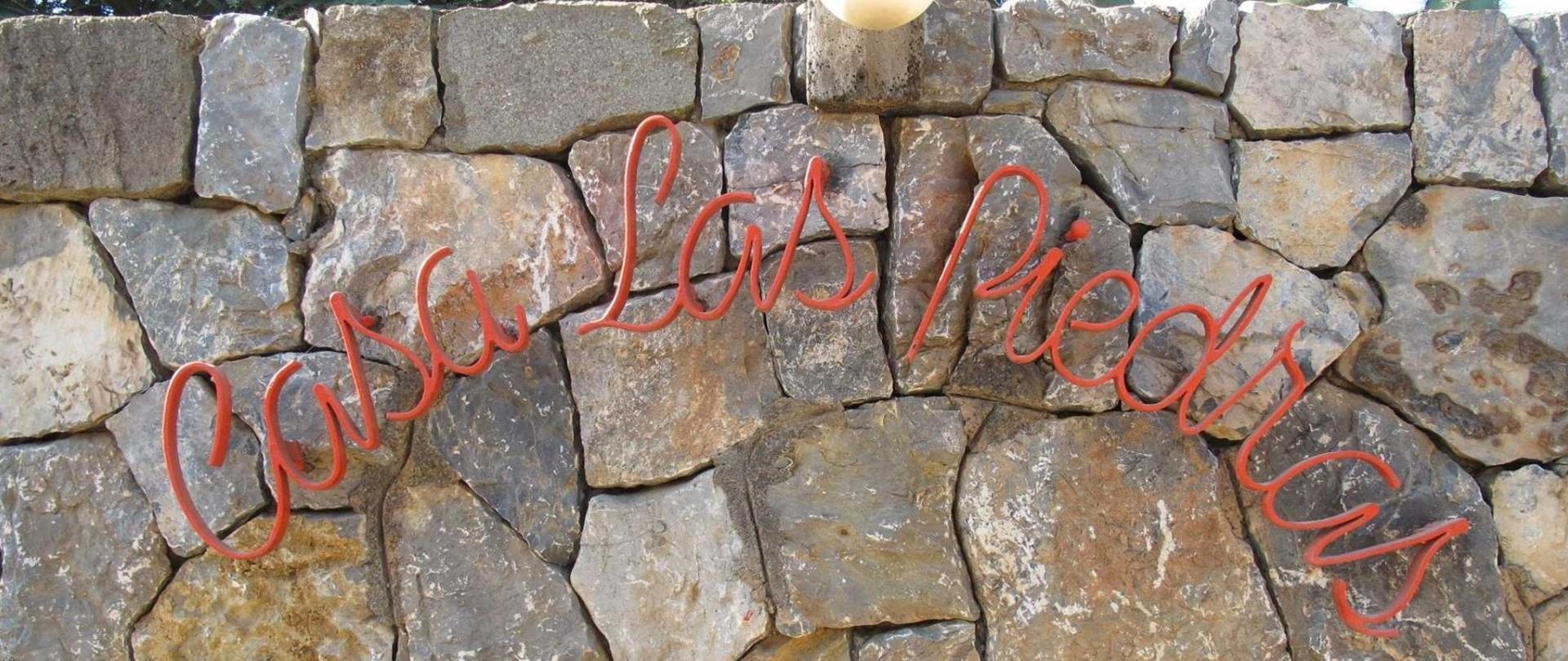 Casa Las Piedras