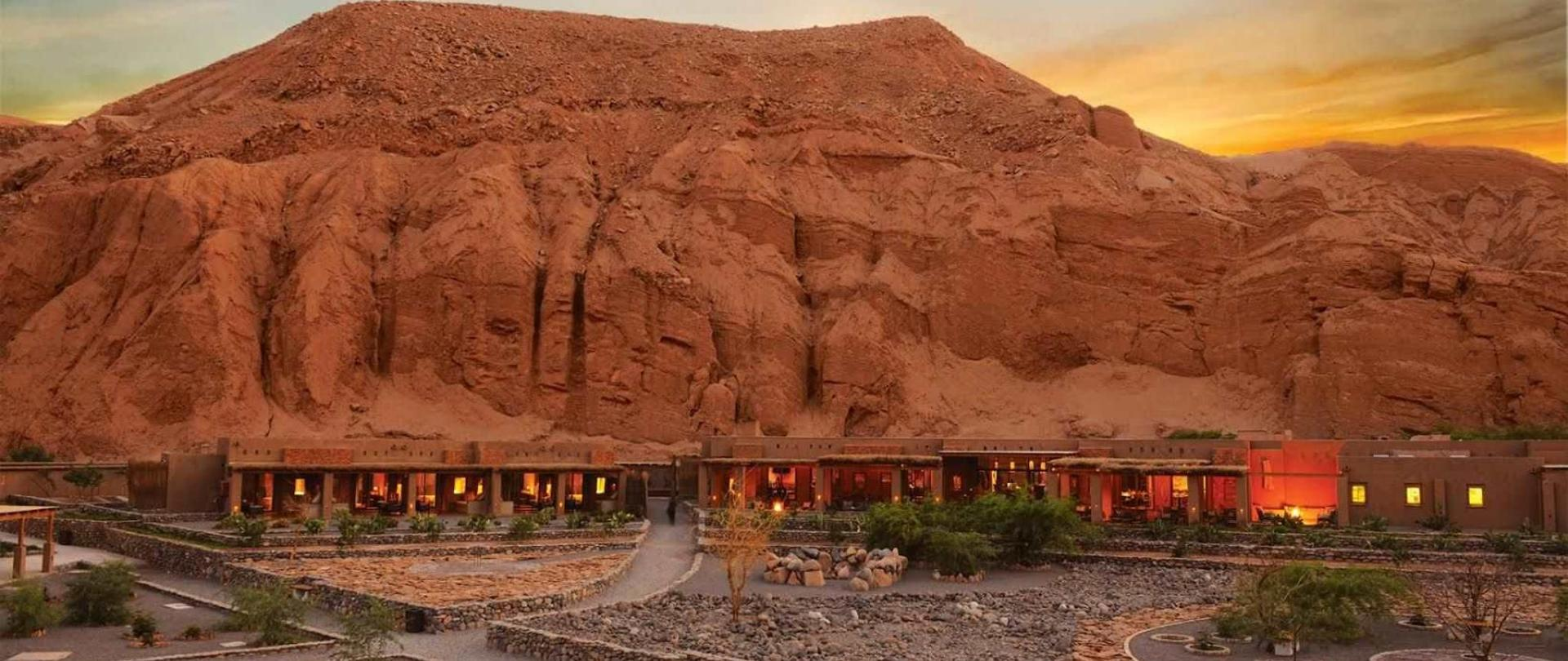 Alto Atacama Wüste Lodge & Spa (All Inclusive)