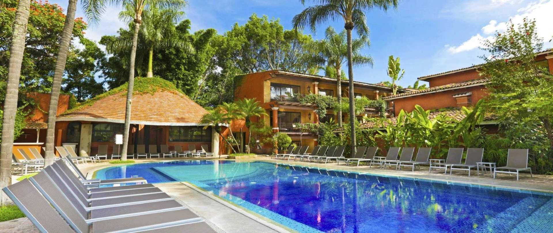 Hosteria Las Quintas Hôtel & Spa