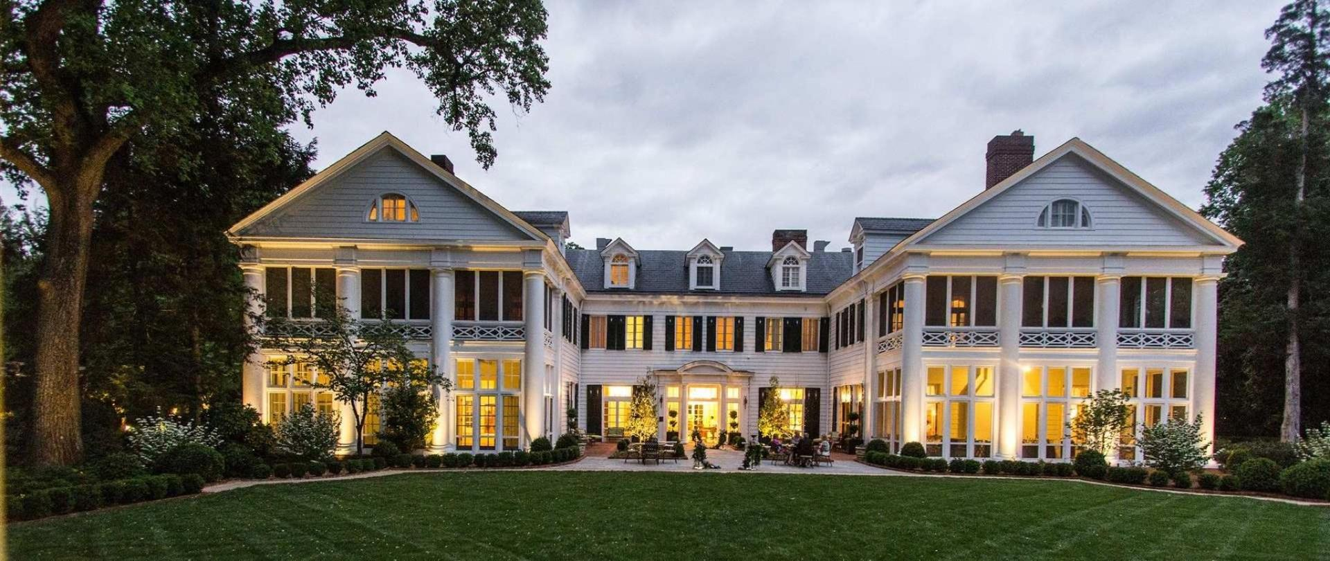 The Duke Mansion Bed And Breakfast In Charlotte Nc