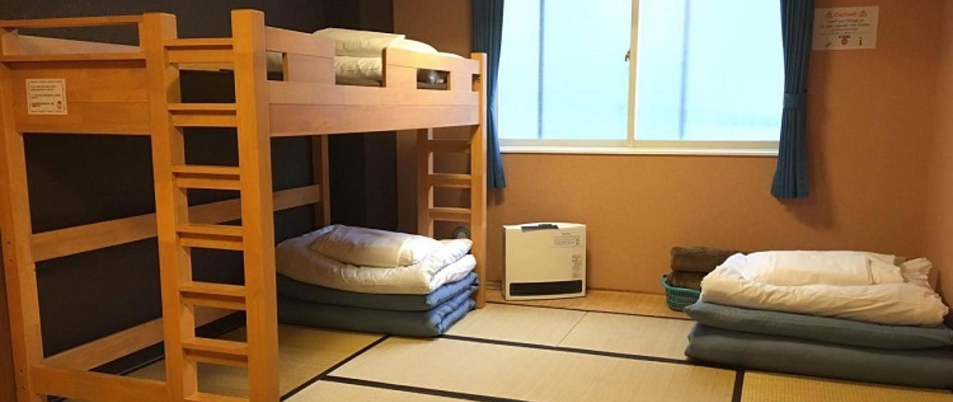 Семеен хостел Khaosan Sapporo