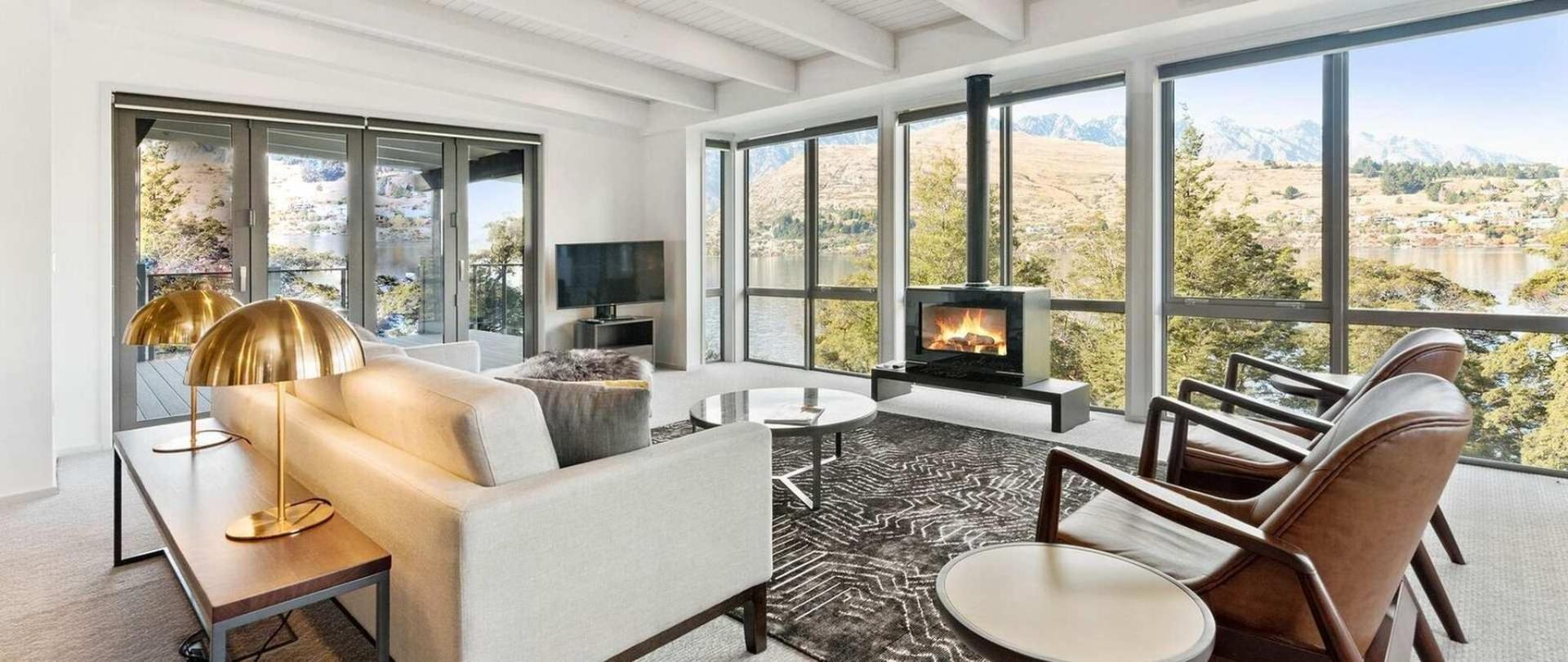 The Rees Hotel Luxury Apartments Queenstown New Zealand