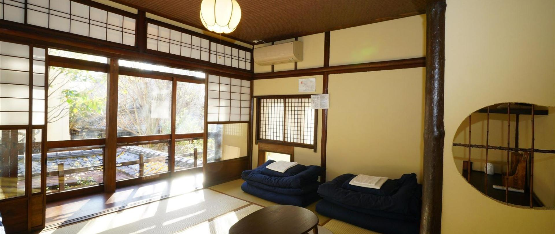祇園の京都ゲストハウスランタン