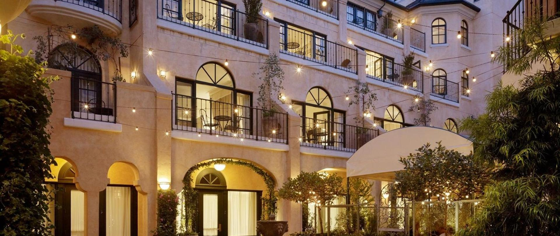 Garden Court | A Luxury Boutique Hotel in Downtown Palo Alto, CA ...
