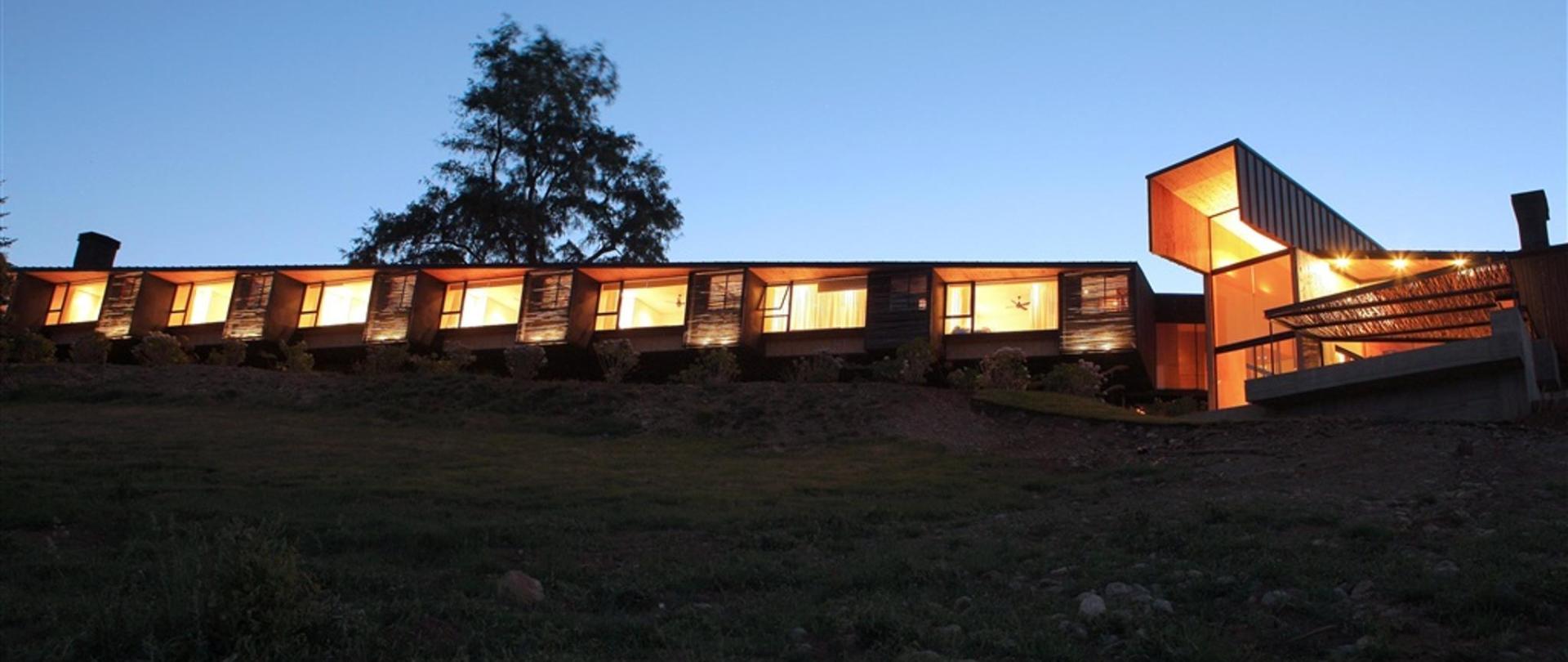 Hotel Casa Panguipulli