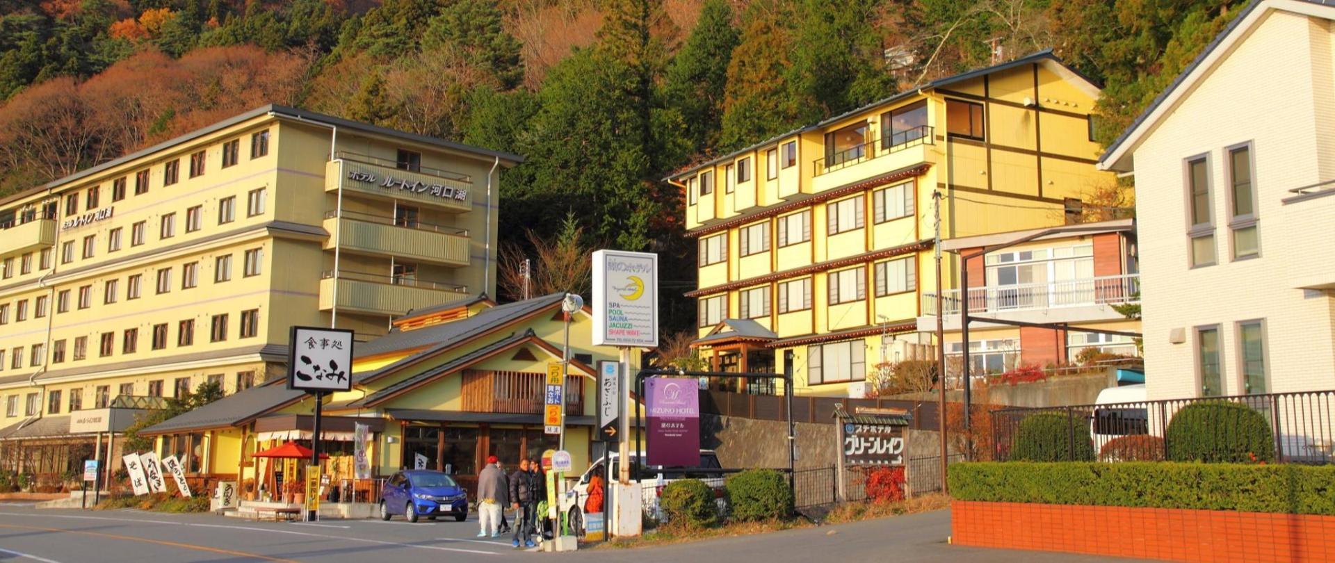 Hotel Asafuji