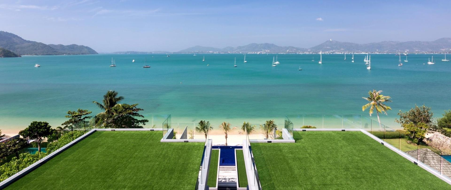 Апартаменты X10 Seaview Suites на пляже Панва