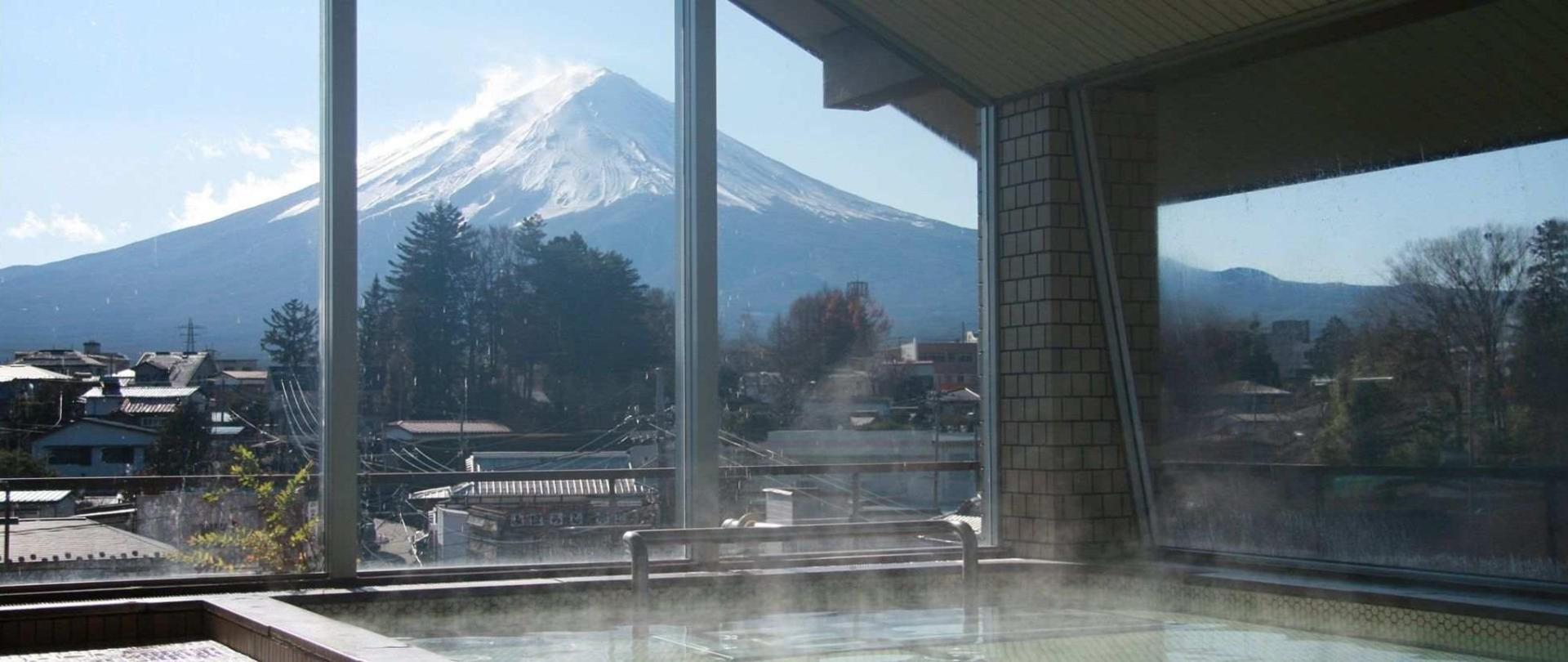 Kawaguchiko Hôtel