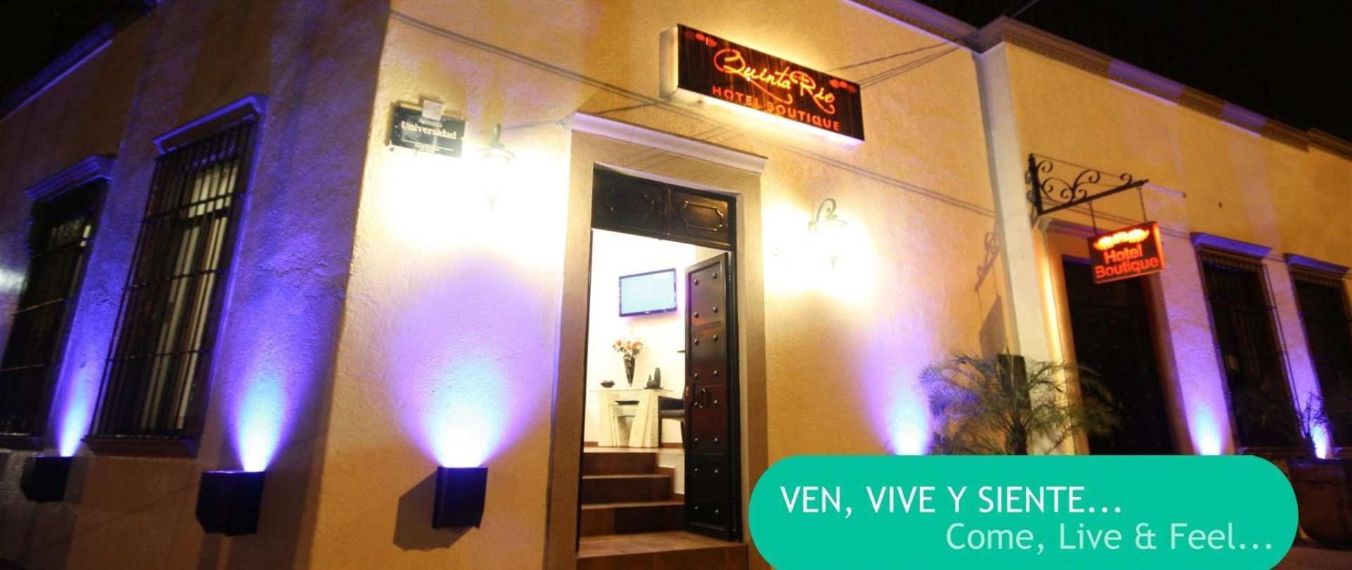 Boutique Hotel Quinta Río Queretaro