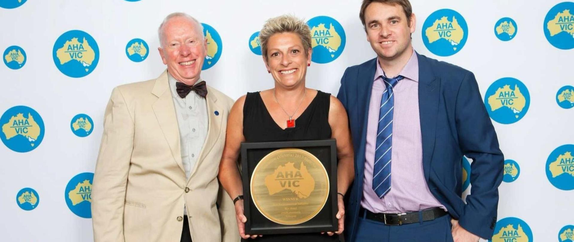 2017 AHA Vic Award for Best Environmental Initiative.jpg