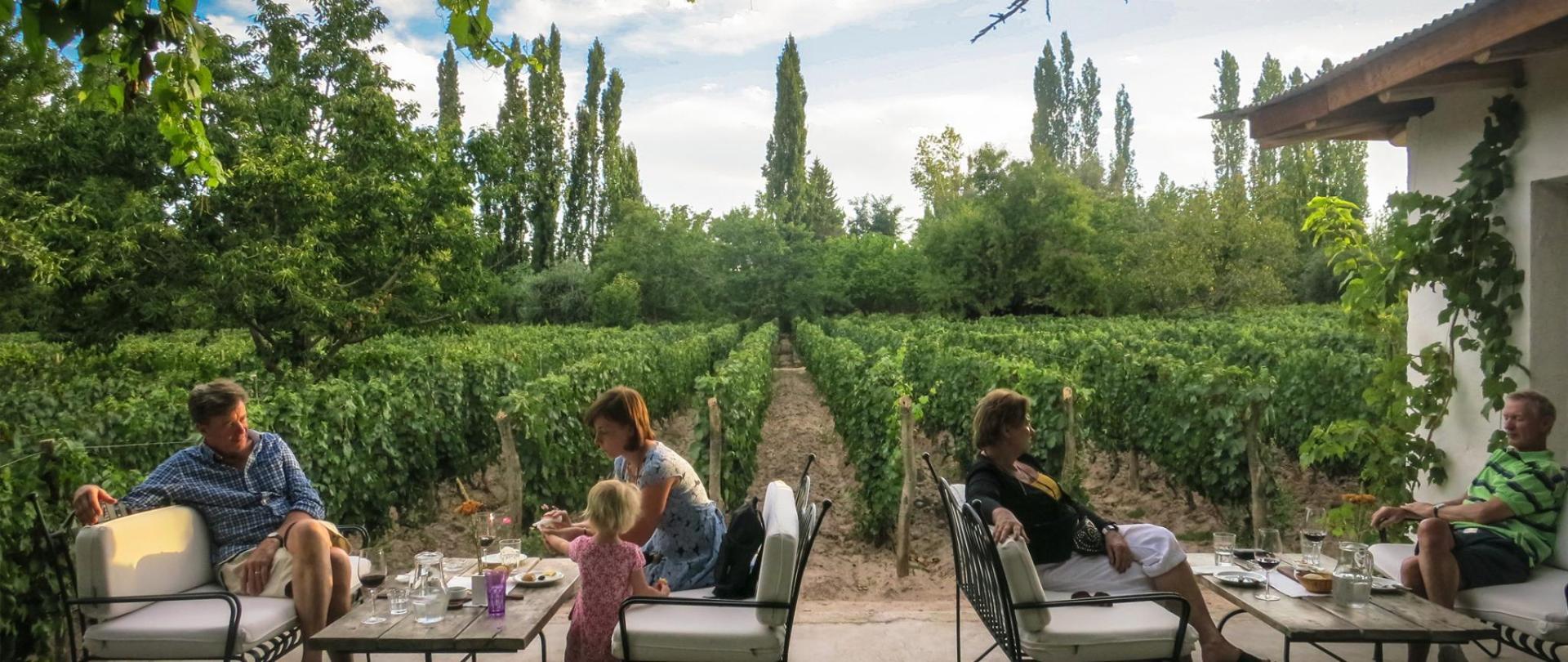 Finca Adalgisa Wine Lounge