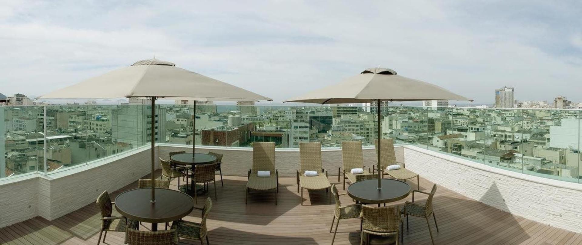 Américas Copacabana Hotel