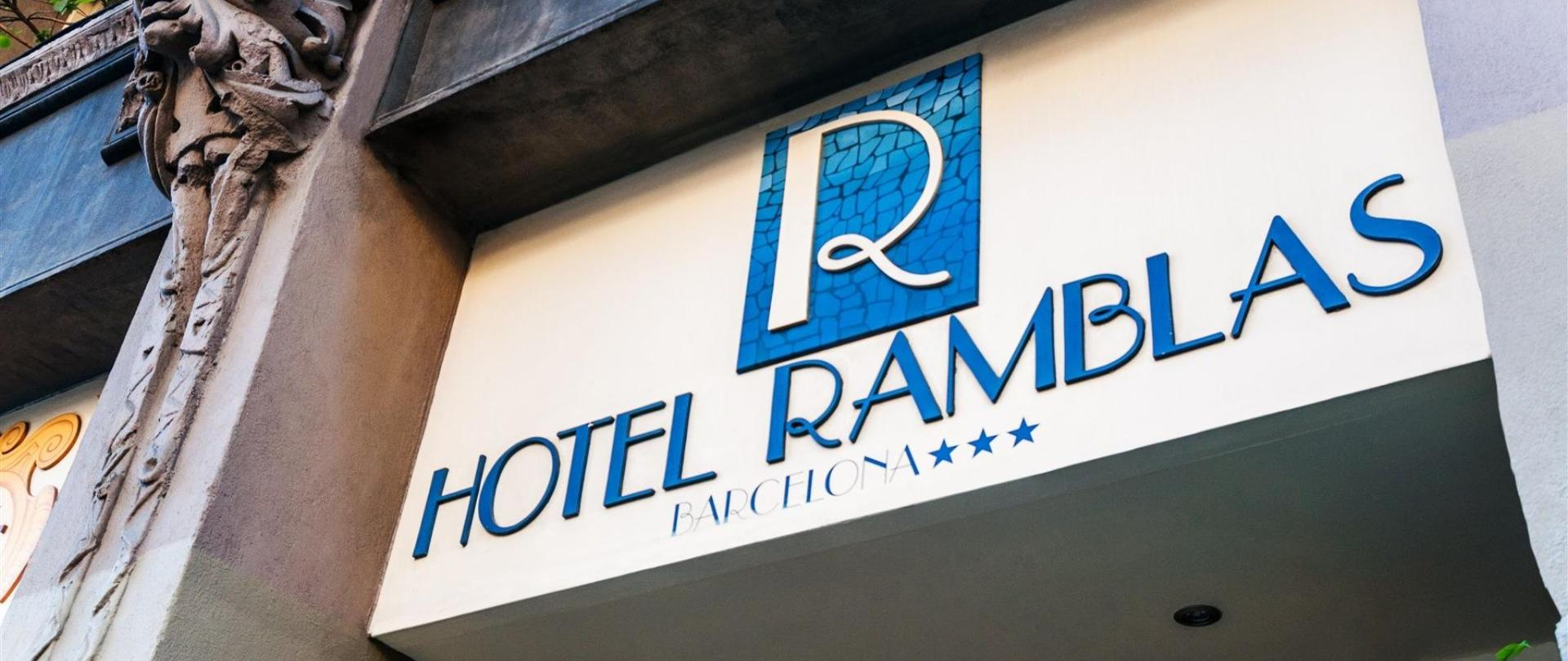 Ramblas Hotel Official Site Hotels In Barcelona