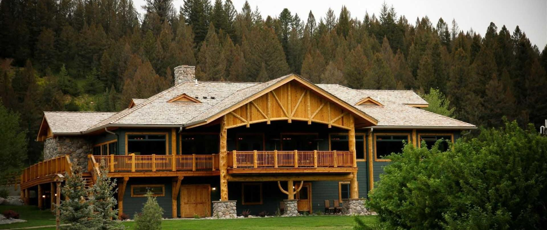 Rainbow Ranch Lodge - Big Sky Canyon Village, MT - USA