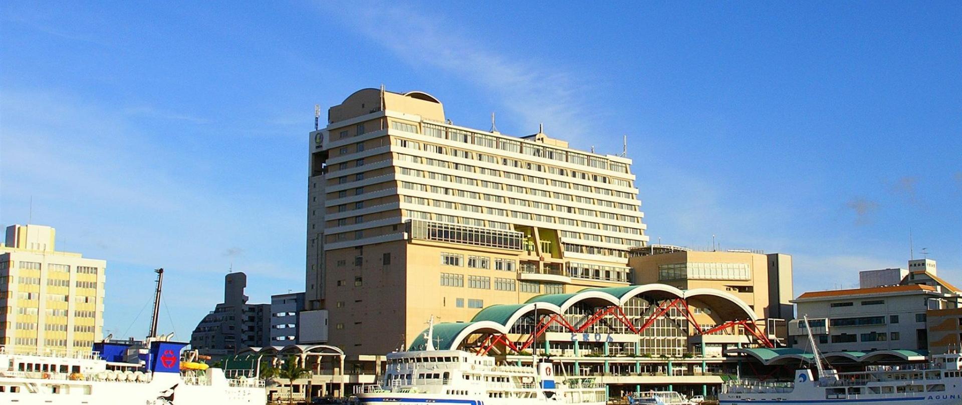 沖繩Kariyushi都市度假村那霸