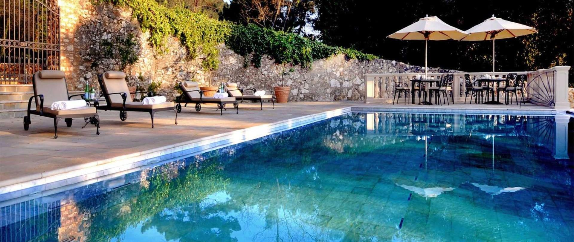 Villa Casanova Swimming Pool