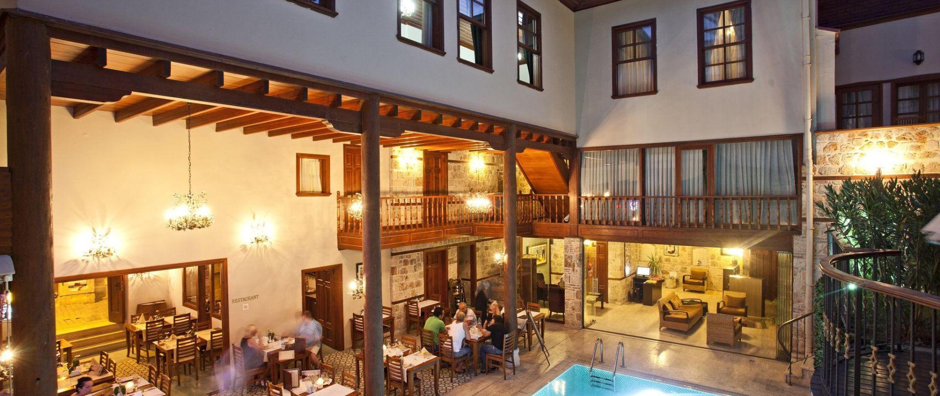 Mediterra Art Hotel Antalya Turkey