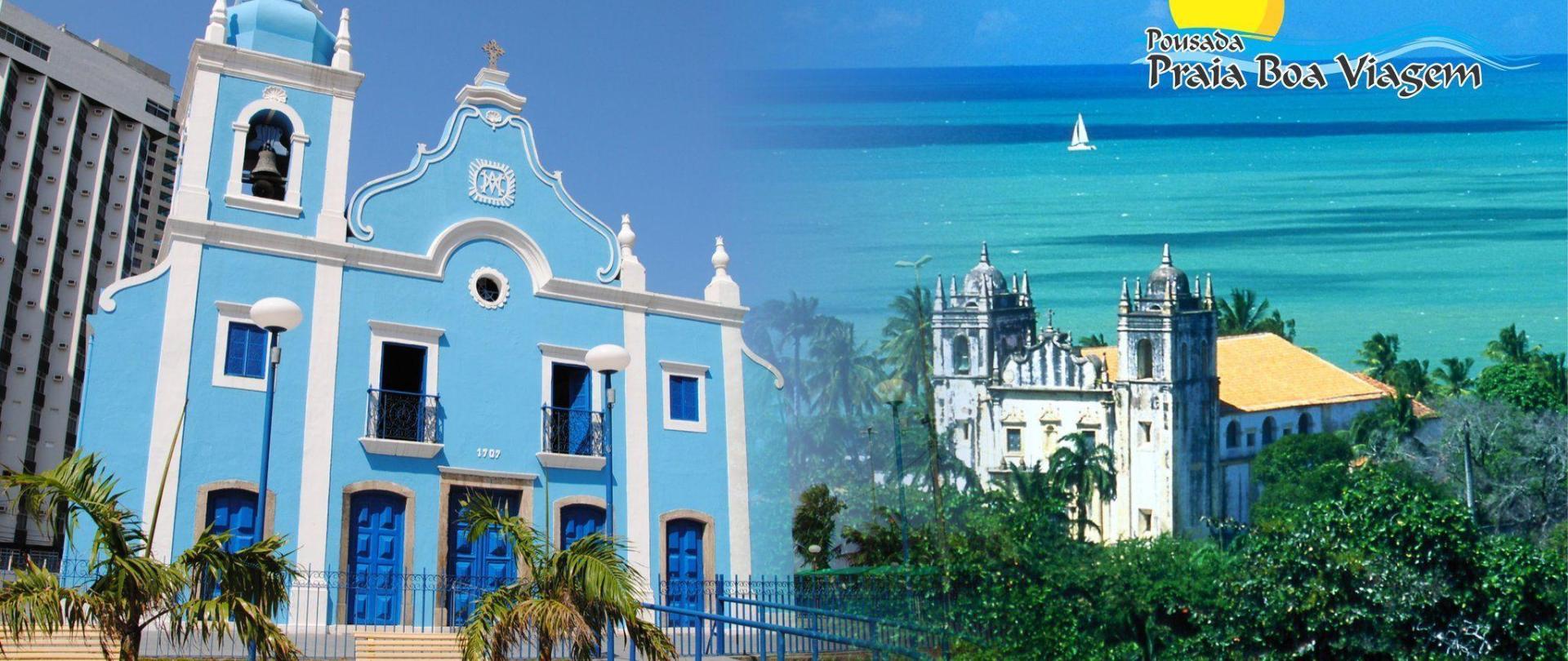 Homenagem Recife e Olinda