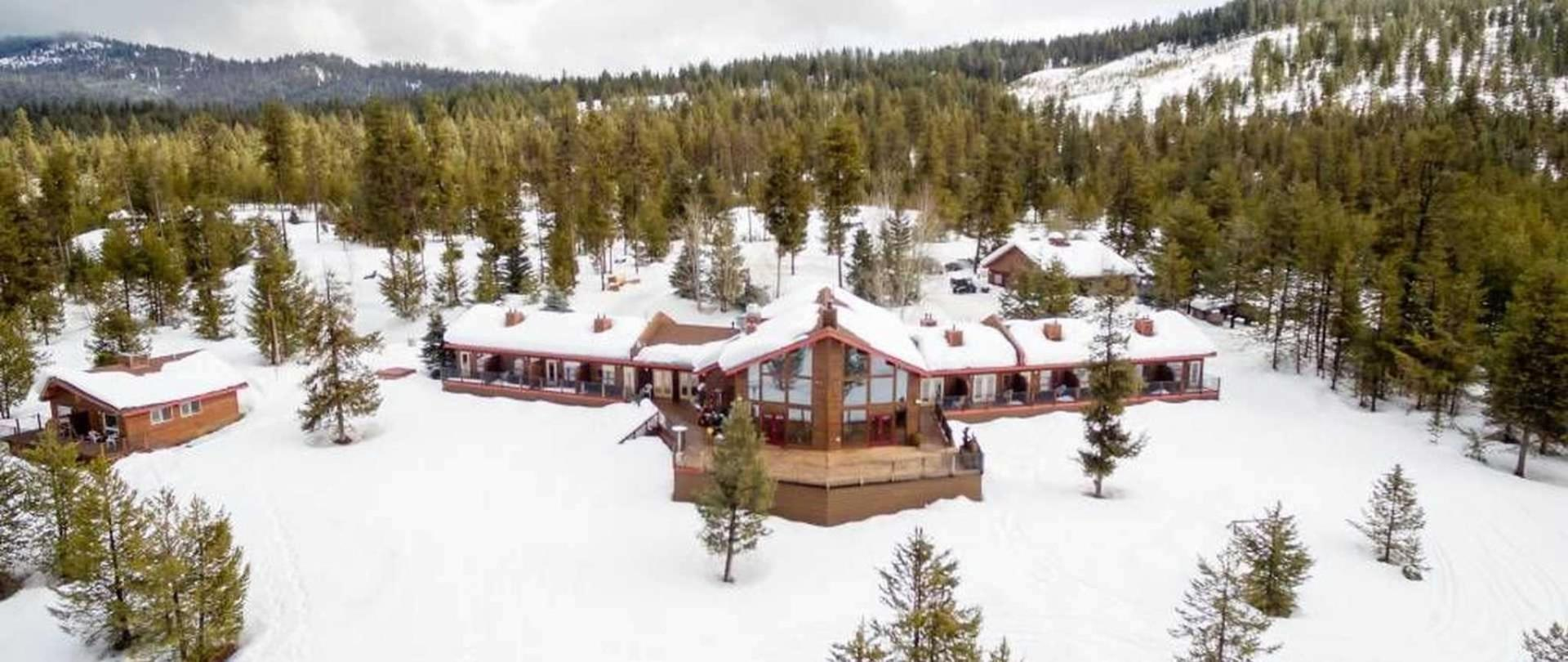 Bear Creek Lodge McCall Official Site | Lodges in McCall