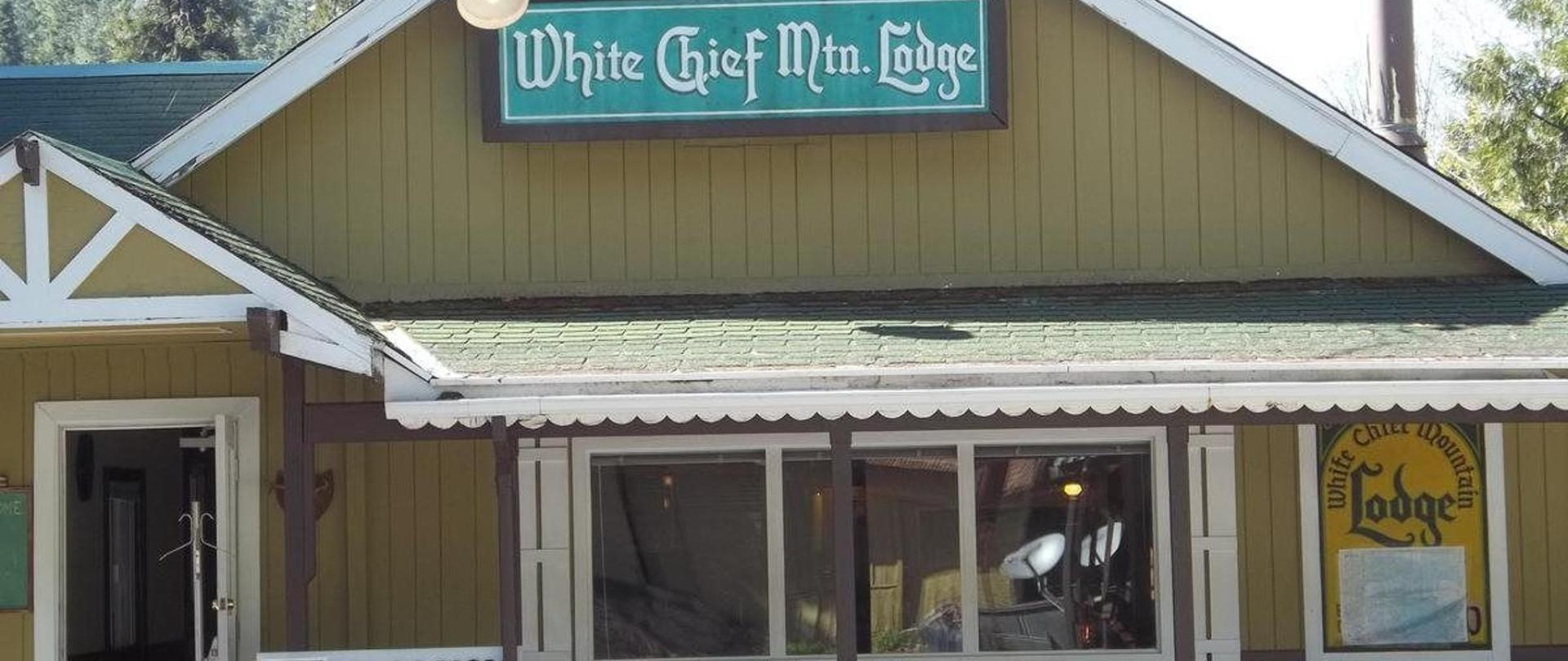 White Chief Mountain Lodge