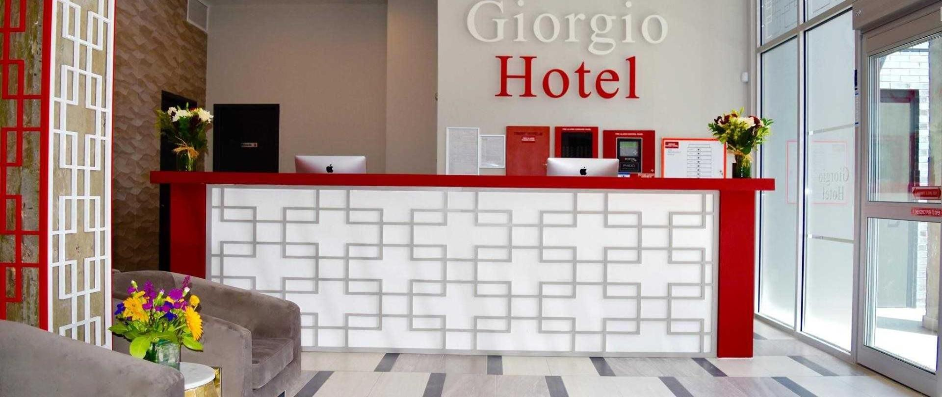 Cheap Hotel in New York, Giorgio Hotel