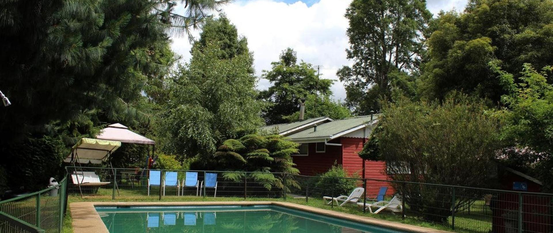 Cabañas Aldea Los Jardines de Osorno