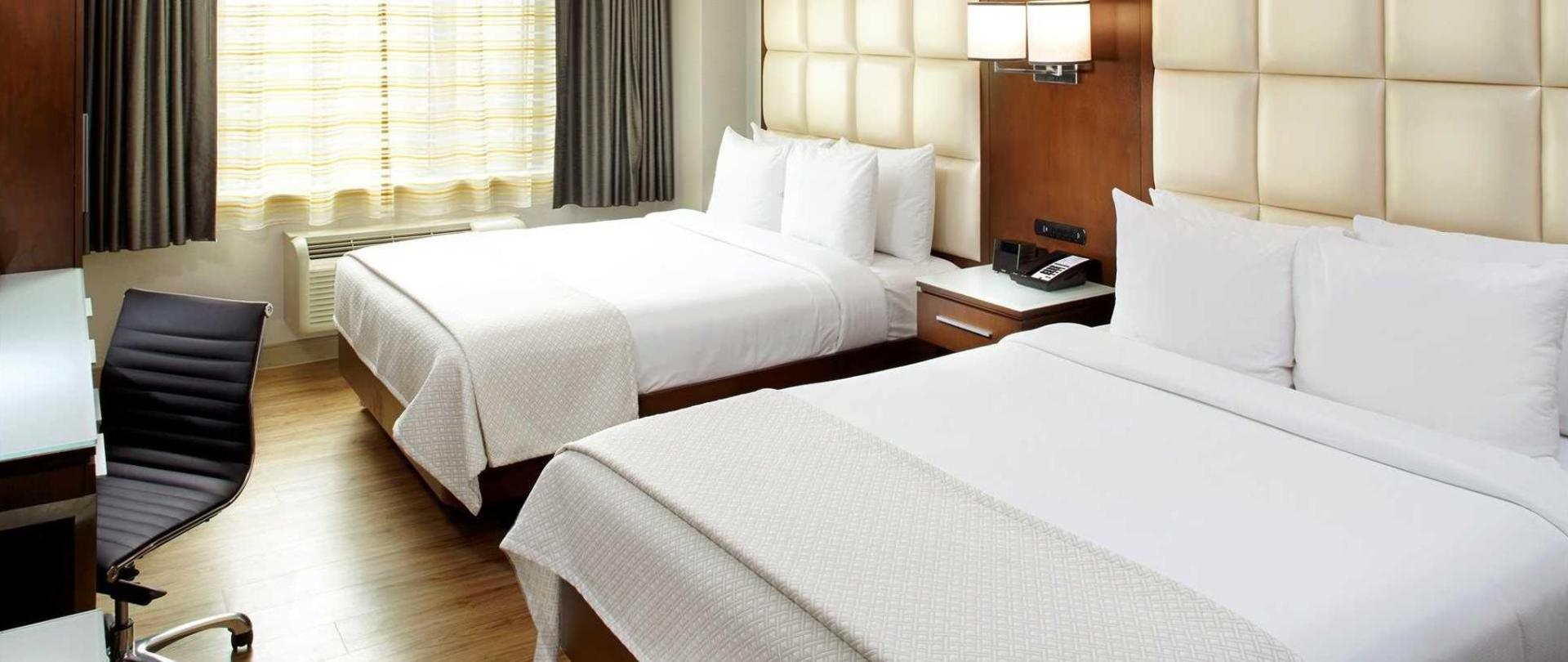 Cambria Hotel New York - Chelsea | Spacious Hotel Rooms with