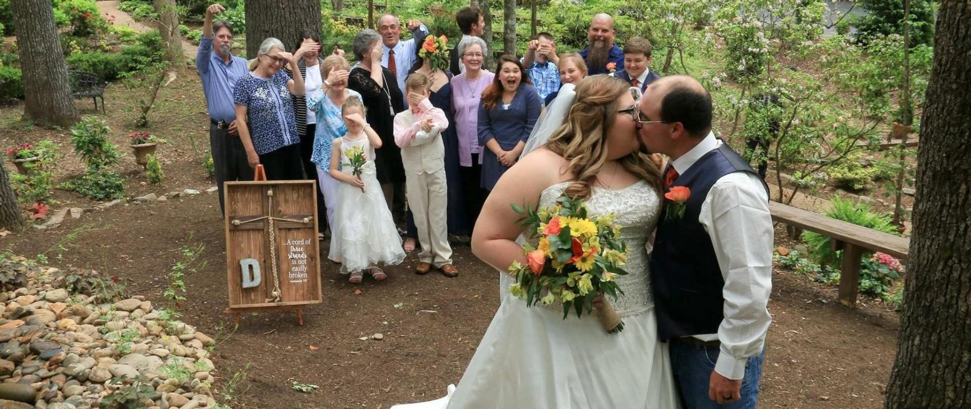 Gatlinburg Wedding Packages.Waterfall Weddings Gatlinburg