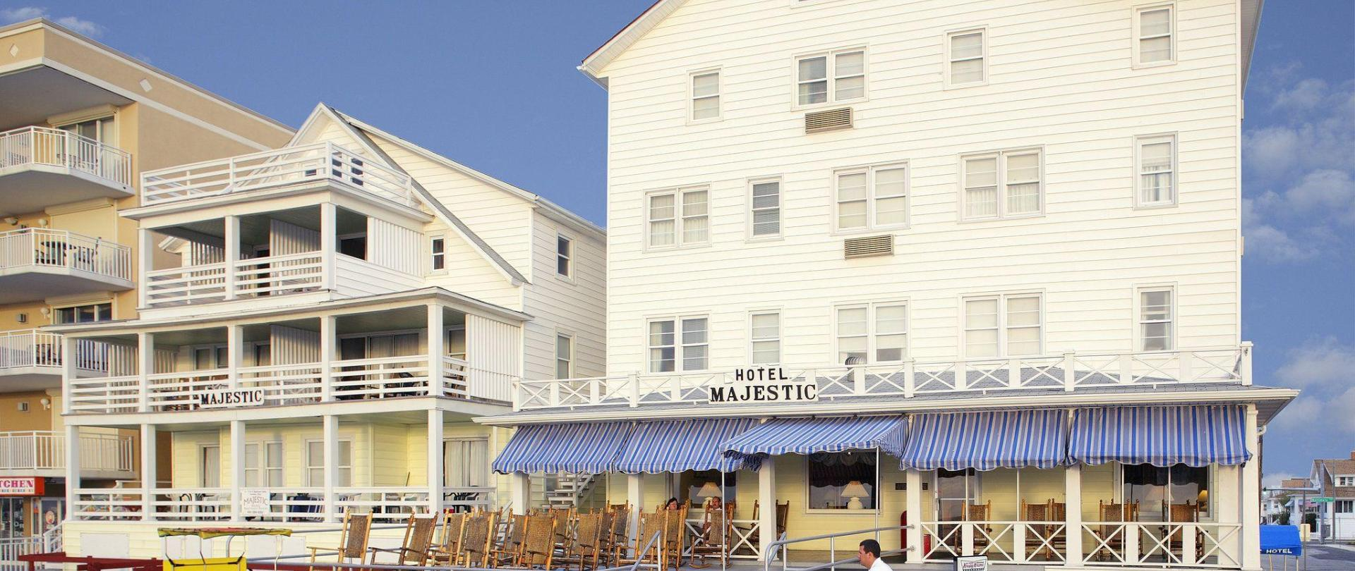 Hotels In Ocean City Md >> Majestic Hotel Ocean City Usa
