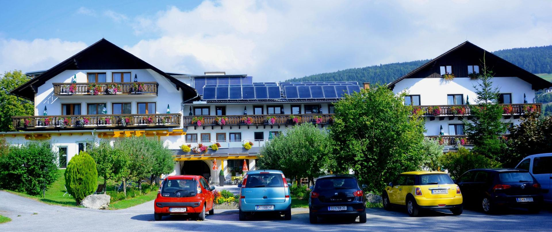 Familienhotel Trattnerhof - Wellness im Grünen