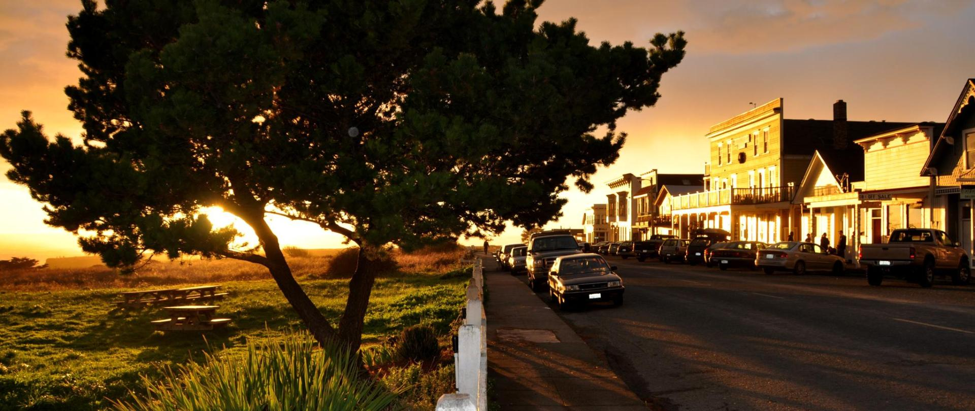 Main Street at Sunset.JPG
