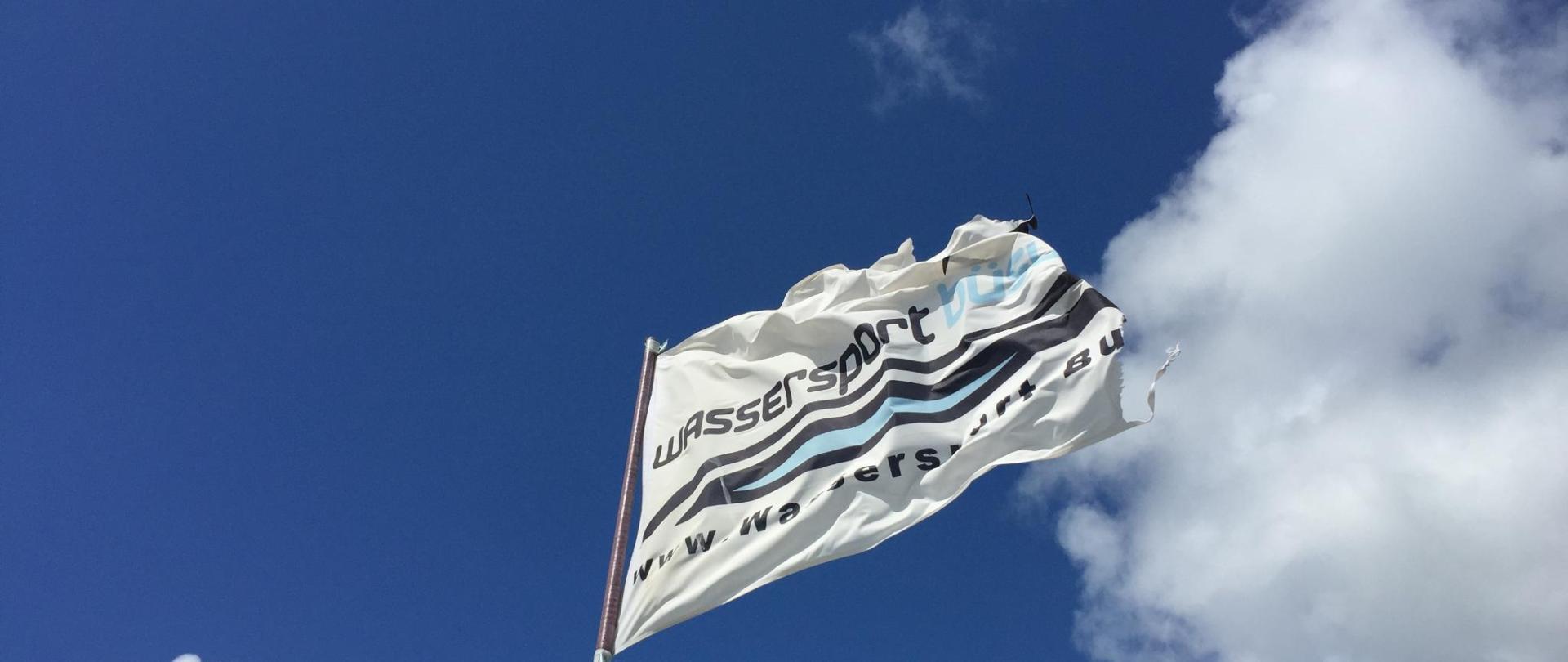 Büsum Wassersport Flagge.JPG