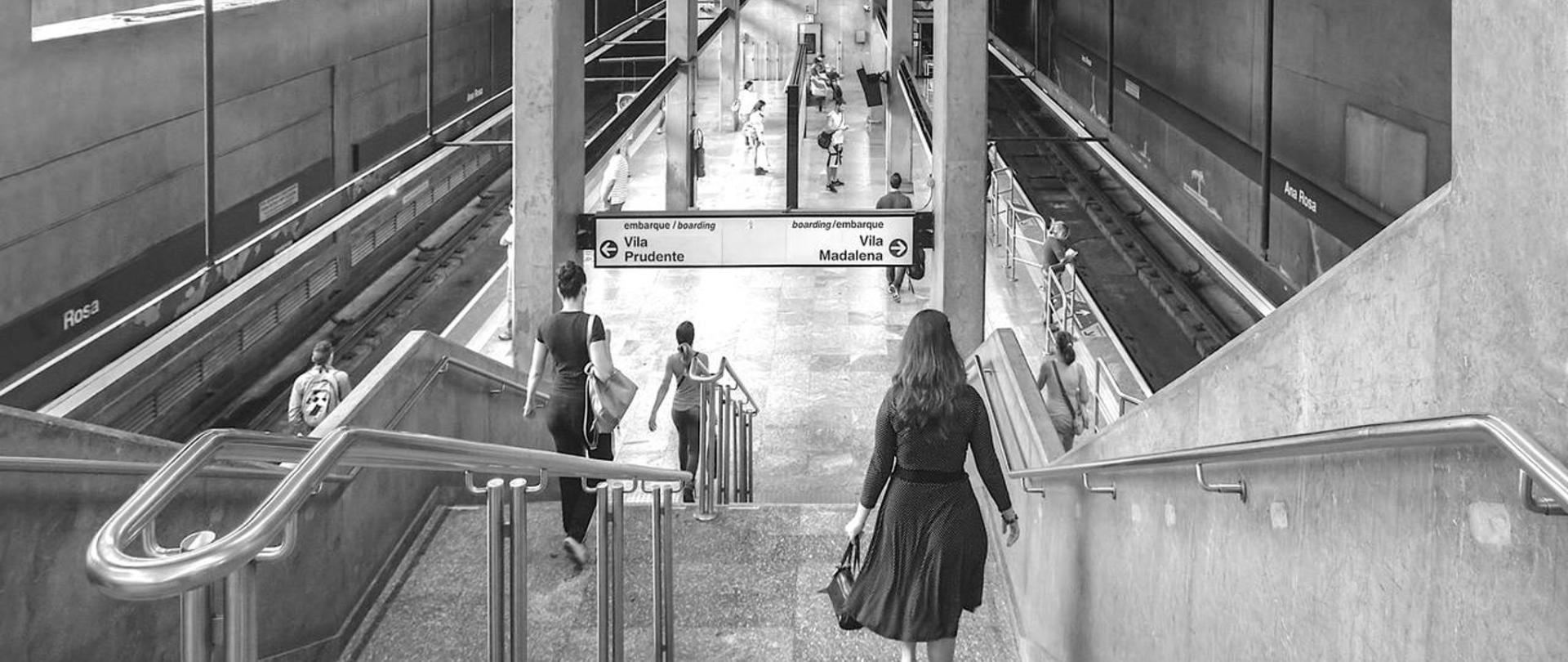 Estação Ana Rosa do Metrô