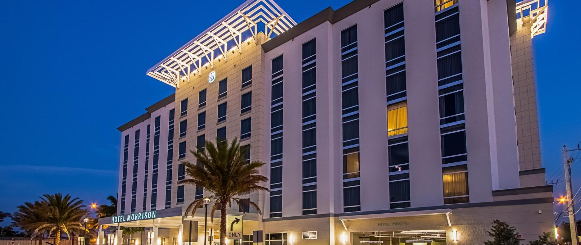 Dania Beach Florida Map.Boutique Hotel Fll Dania Fort Lauderdale Fl Hotel Morrison