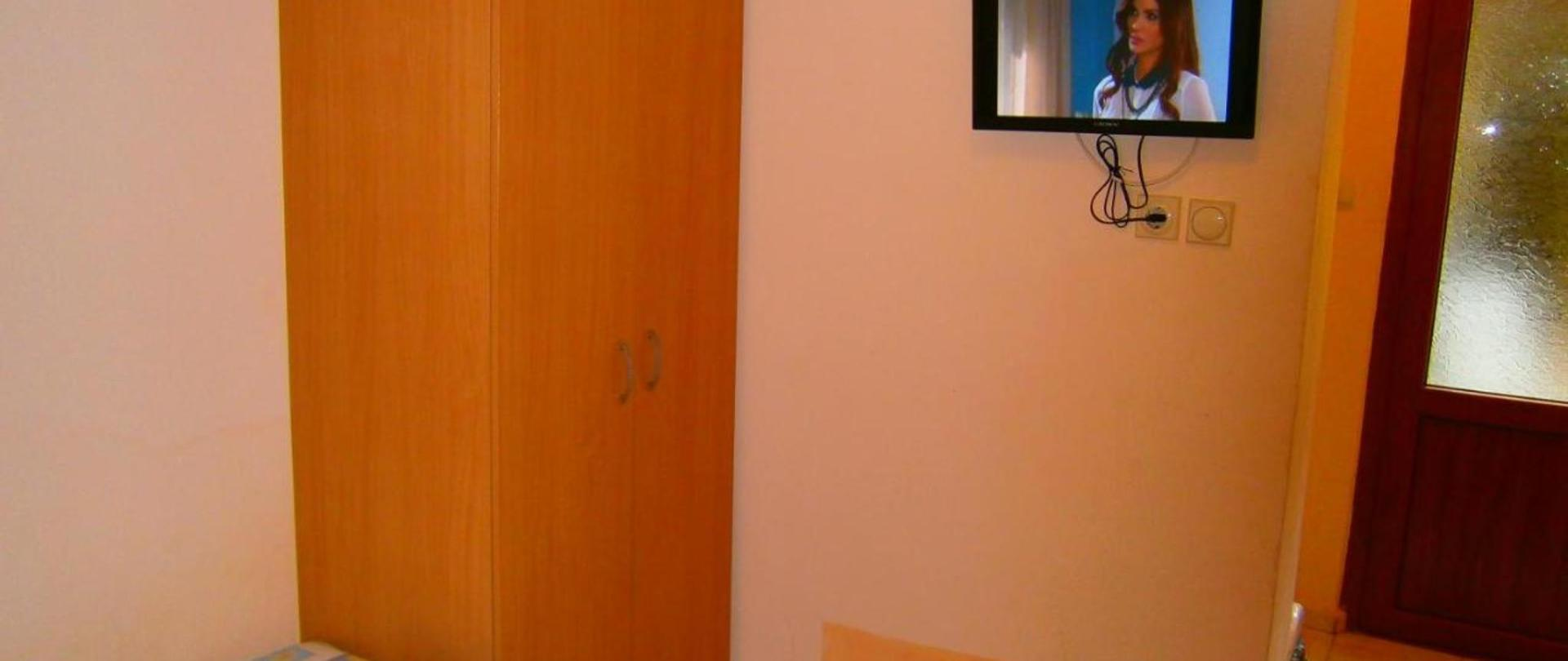 tredobbelt værelse