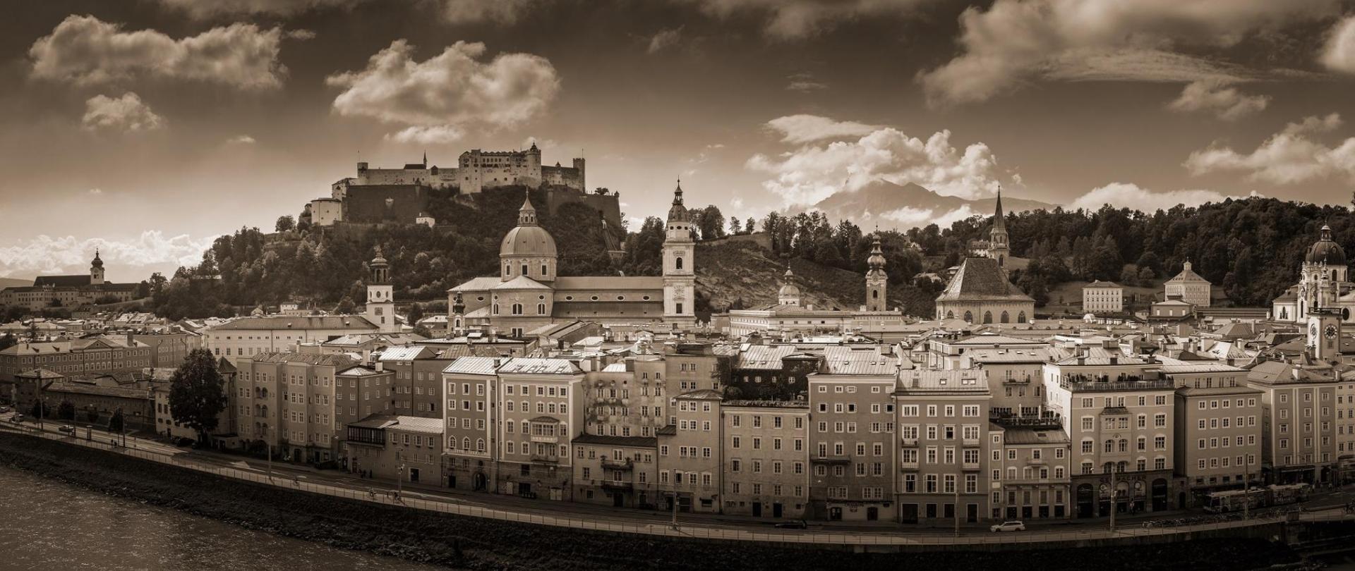 Zalcburgo panorama