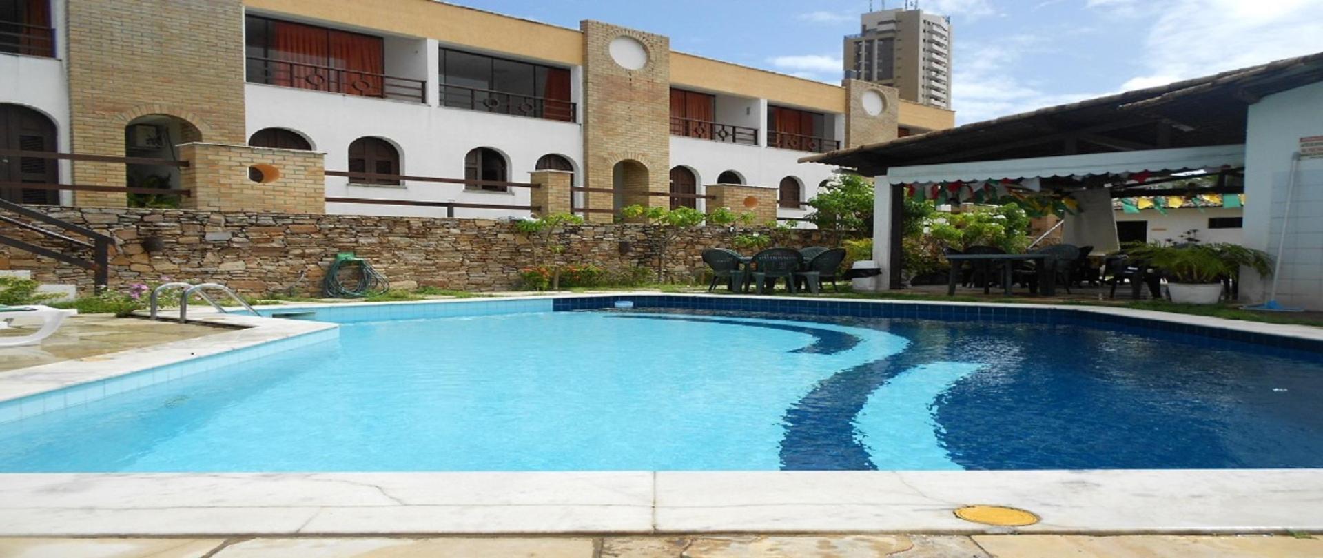 Ponta do Sol Hotel Flat  Piscina, Sauna ,Portaria 24 horas, Estacionamento Área laser