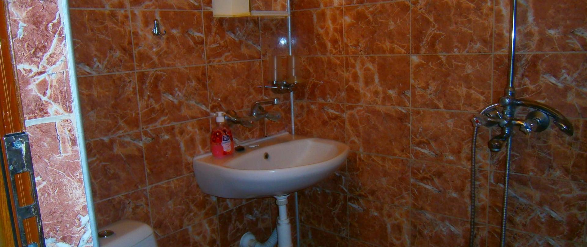 badeværelse og toilet