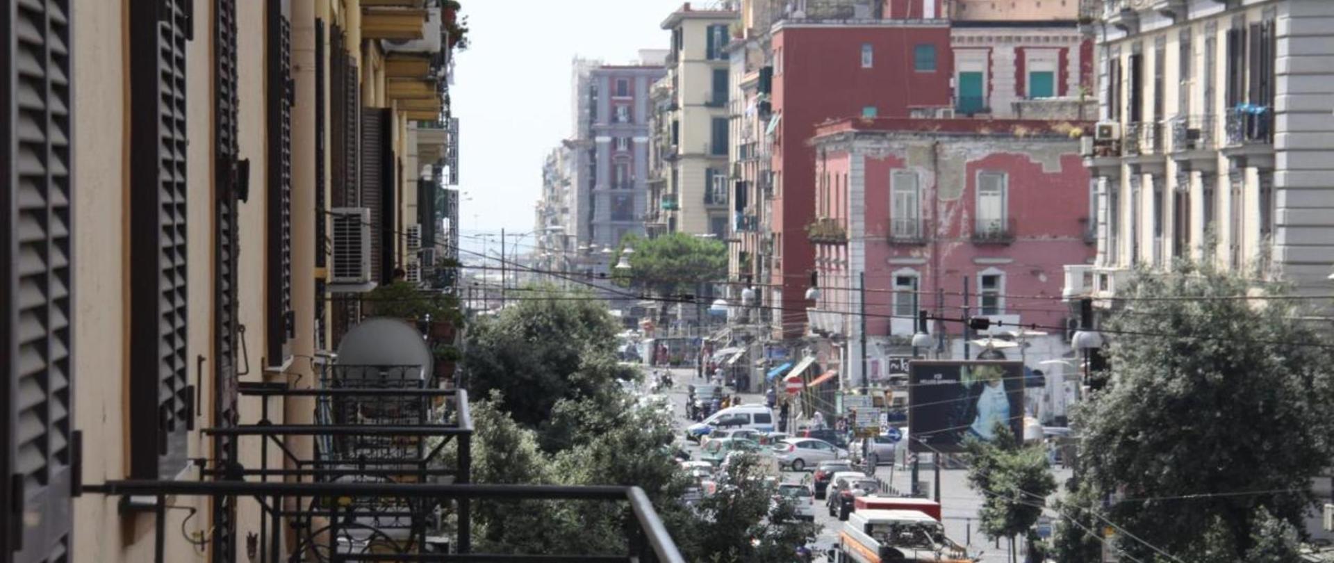 Vista di Napoli