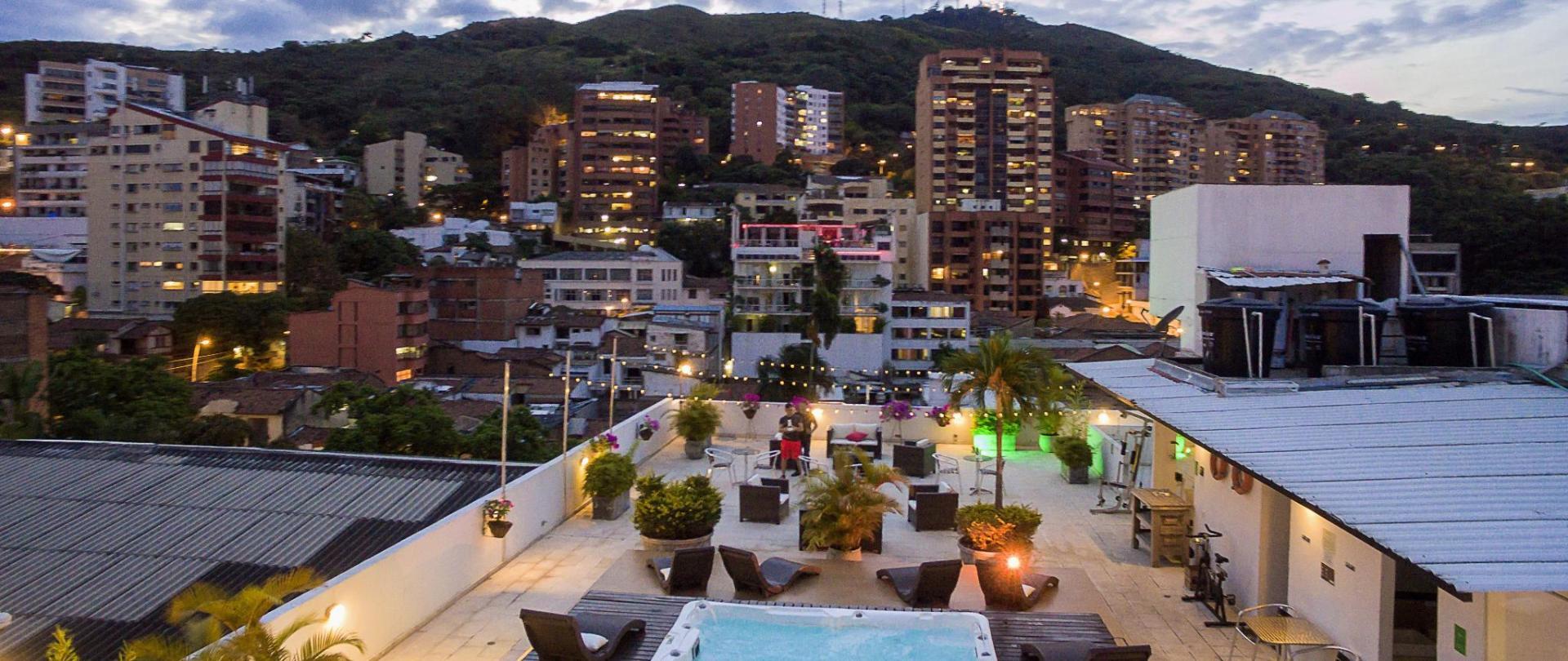The Aqua Terrace - ClubSPa