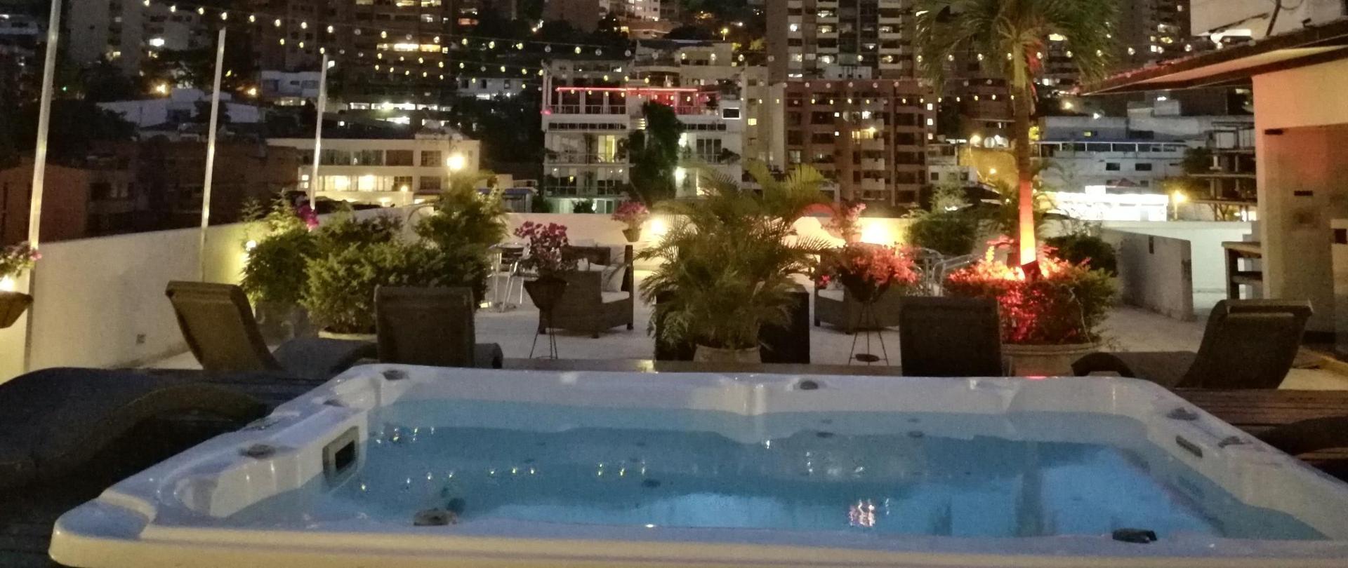 La Terraza del Aqua ClubSpa