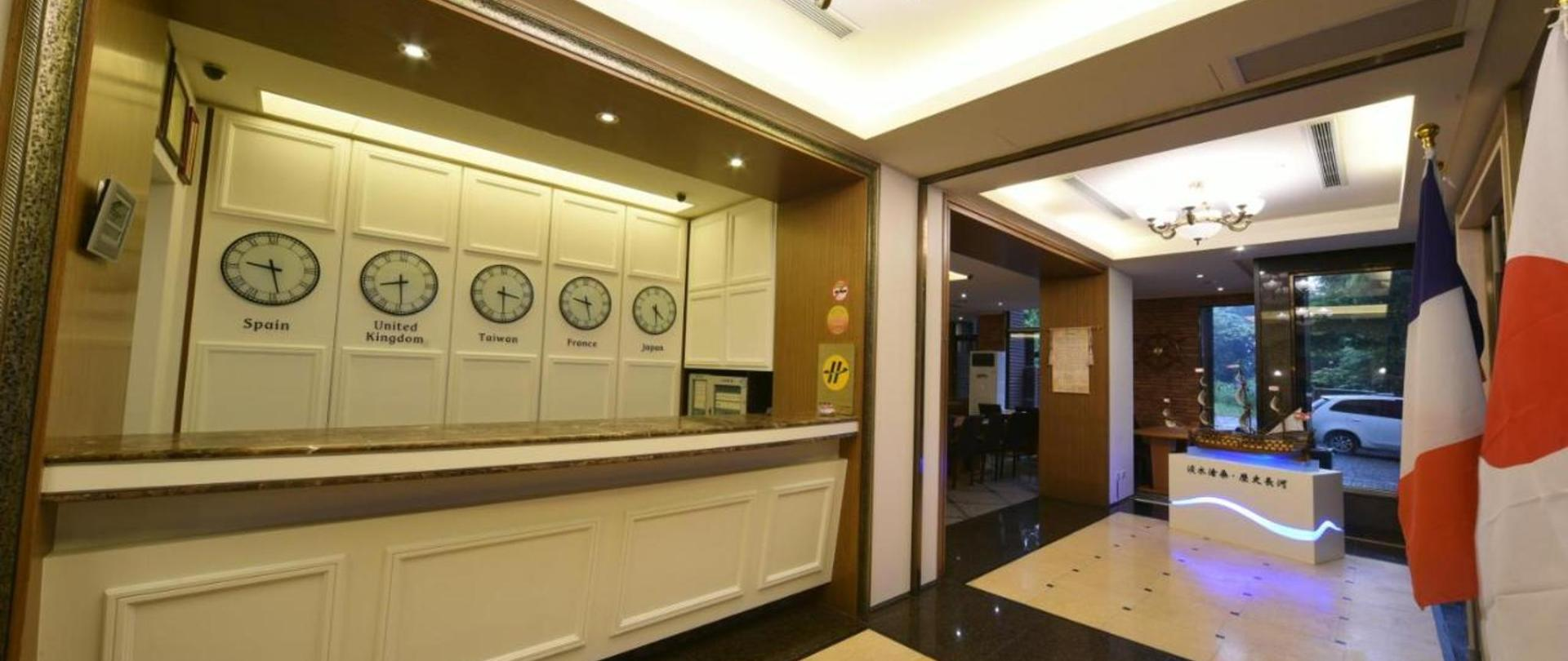Sunrise Business Hotel - Tamsui