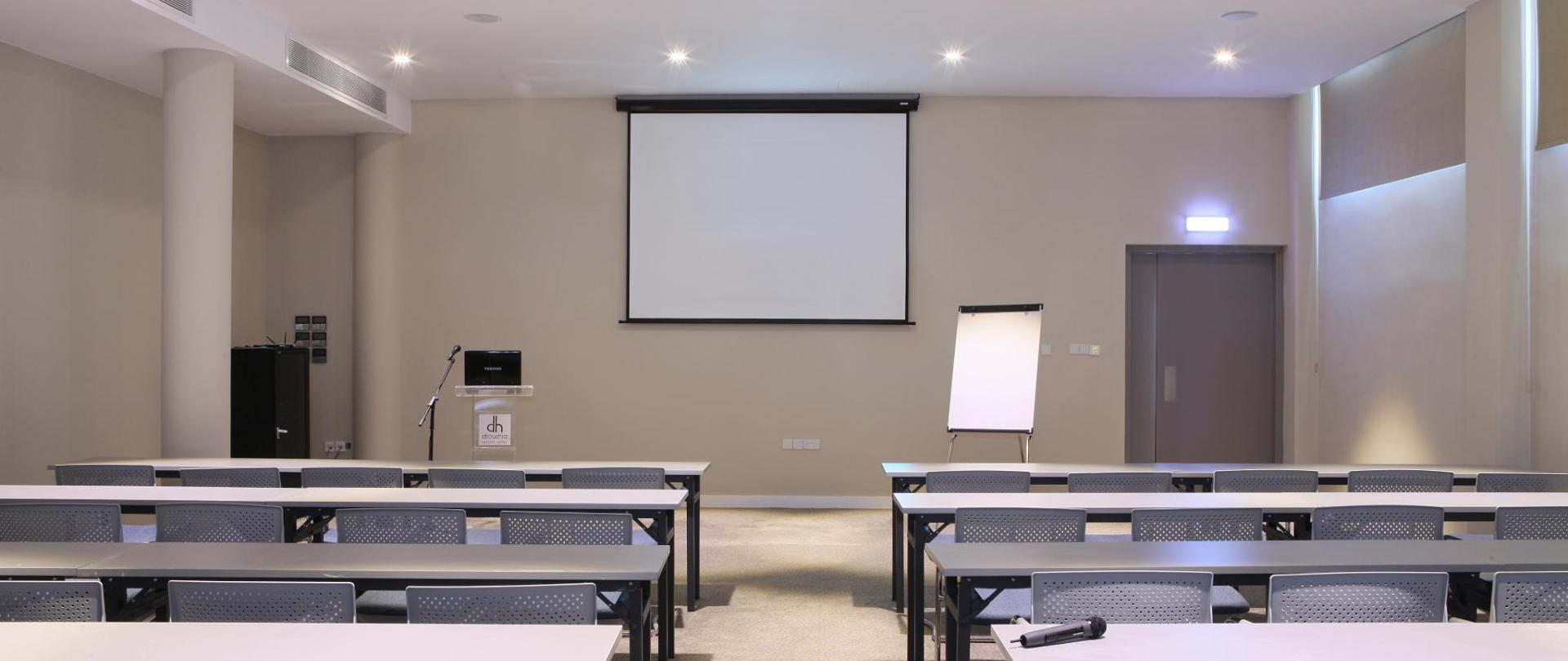 Αίθουσα συνεδριάσεων (100 άτομα)