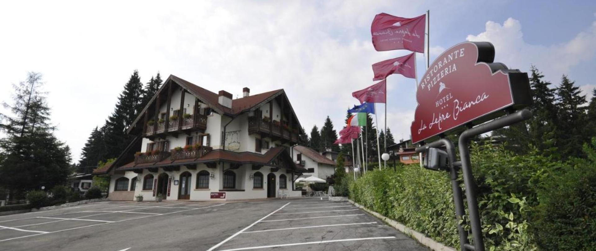 Hotel La Lepre Bianca