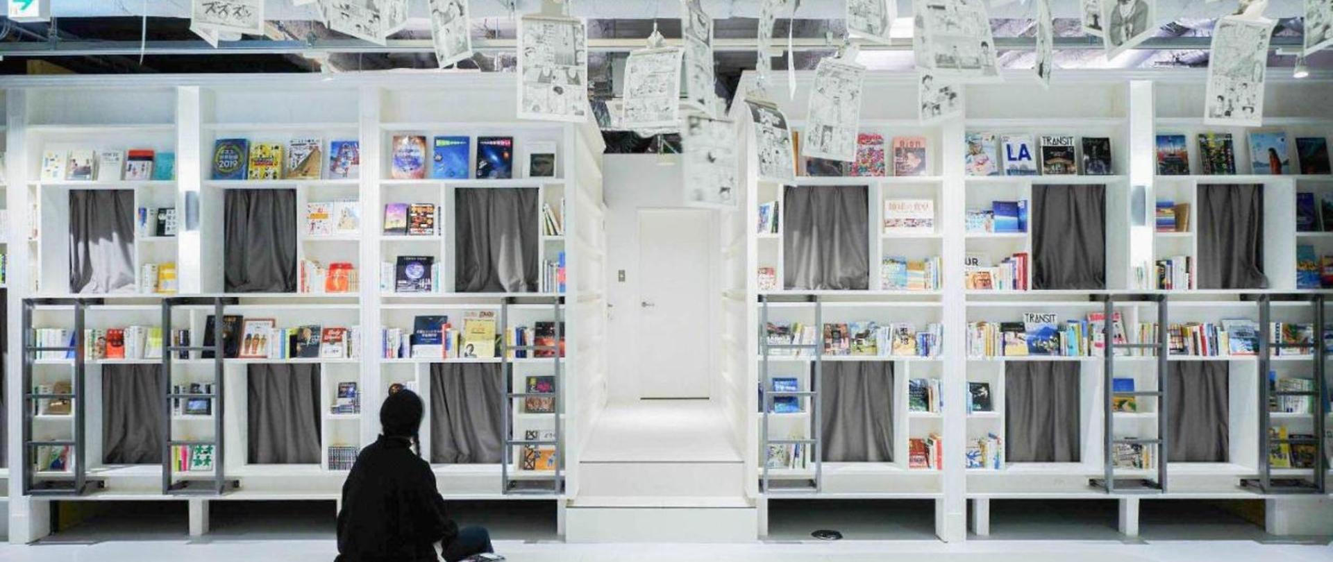 BOOK AND BED TOKYO Shinsaibashi