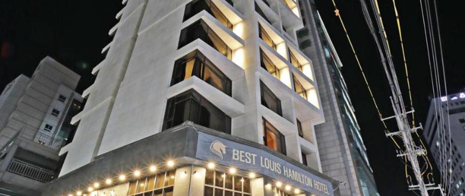 Best Louis Hamilton Hotel Gwangan