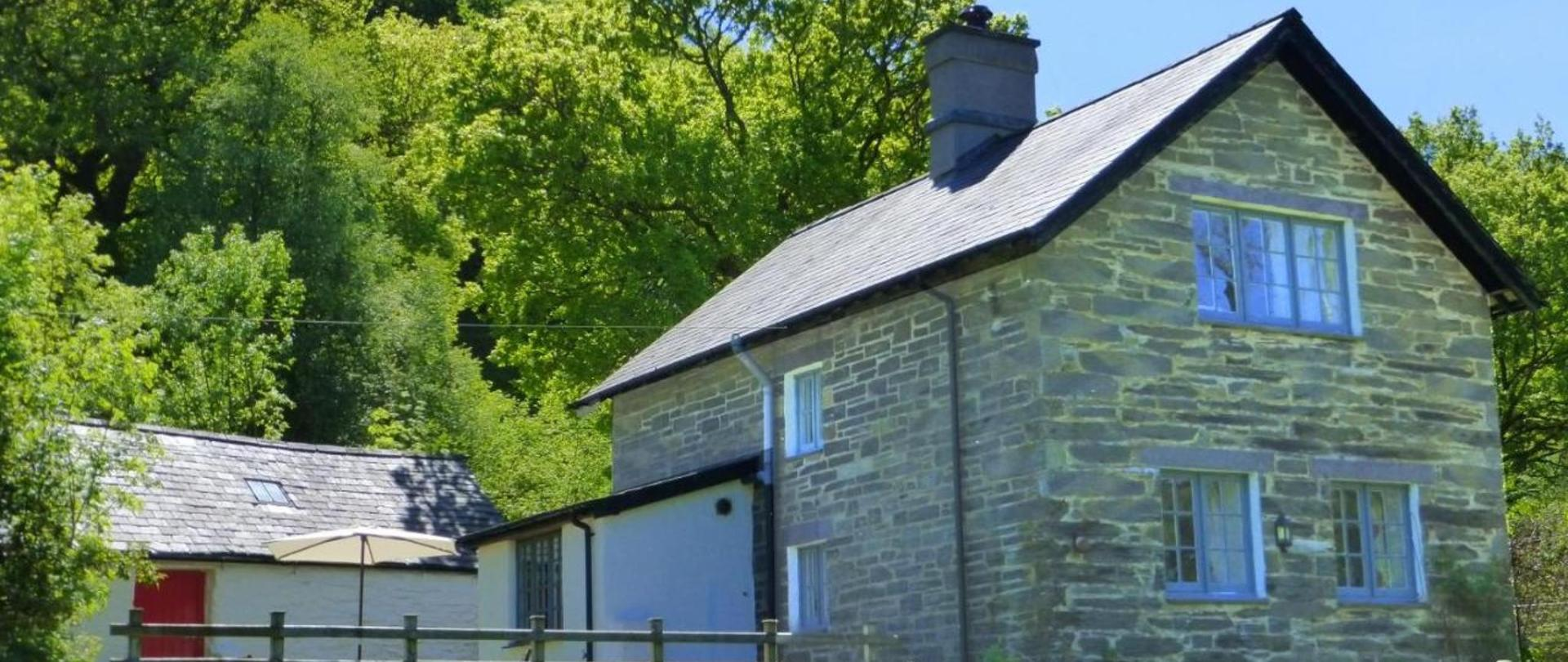 Dolmurgoch Snowdonia Cottage