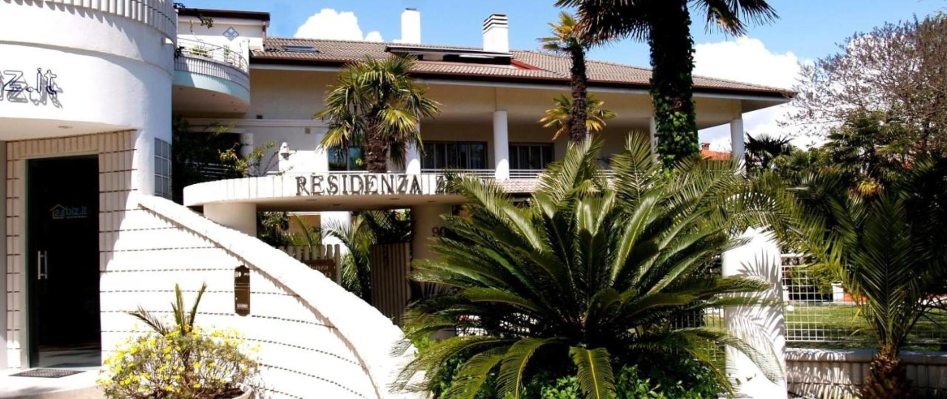 Residenza Zaccolo a Lignano vicino al centro e alla spiaggia