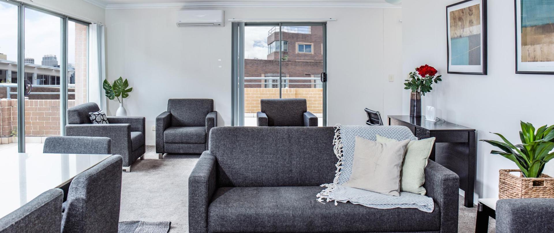 Apartemen DD di Darling Harbour